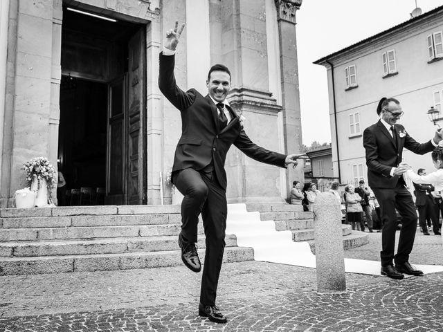 Il matrimonio di Omar e Claudia a Fara Gera d'Adda, Bergamo 31