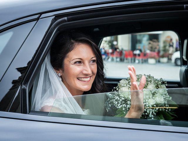 Il matrimonio di Omar e Claudia a Fara Gera d'Adda, Bergamo 32