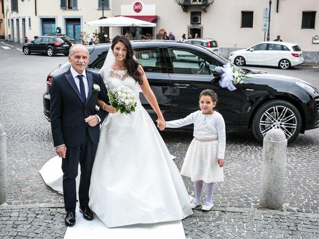 Il matrimonio di Omar e Claudia a Fara Gera d'Adda, Bergamo 34