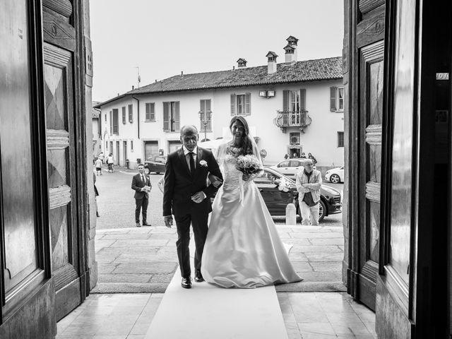 Il matrimonio di Omar e Claudia a Fara Gera d'Adda, Bergamo 36