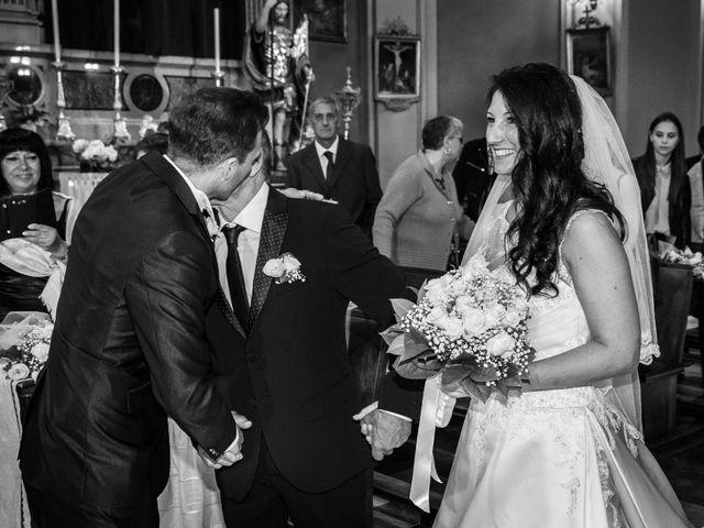 Il matrimonio di Omar e Claudia a Fara Gera d'Adda, Bergamo 37