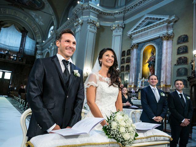 Il matrimonio di Omar e Claudia a Fara Gera d'Adda, Bergamo 38