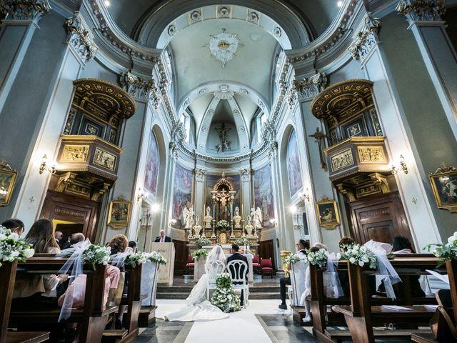 Il matrimonio di Omar e Claudia a Fara Gera d'Adda, Bergamo 39