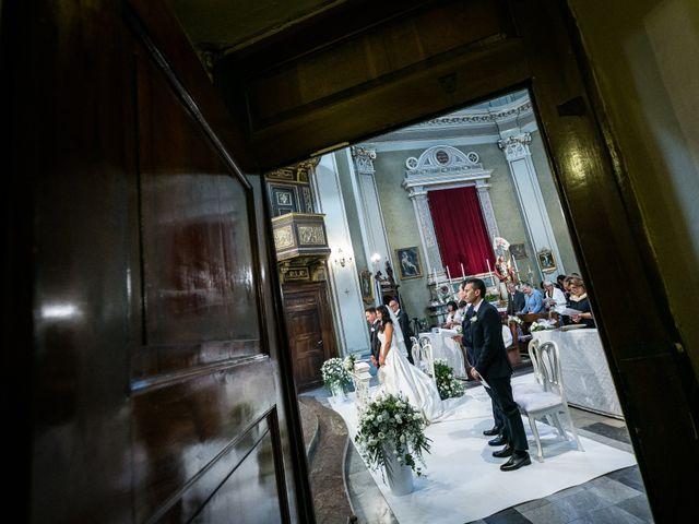 Il matrimonio di Omar e Claudia a Fara Gera d'Adda, Bergamo 41