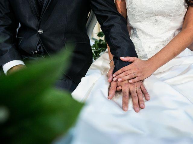 Il matrimonio di Omar e Claudia a Fara Gera d'Adda, Bergamo 42