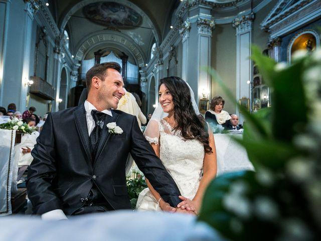 Il matrimonio di Omar e Claudia a Fara Gera d'Adda, Bergamo 43