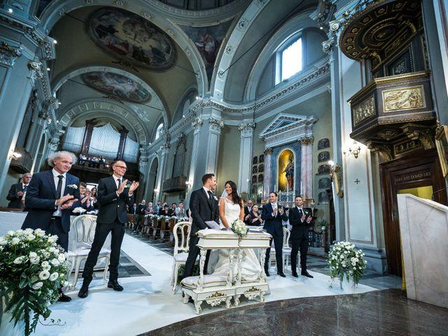Il matrimonio di Omar e Claudia a Fara Gera d'Adda, Bergamo 44