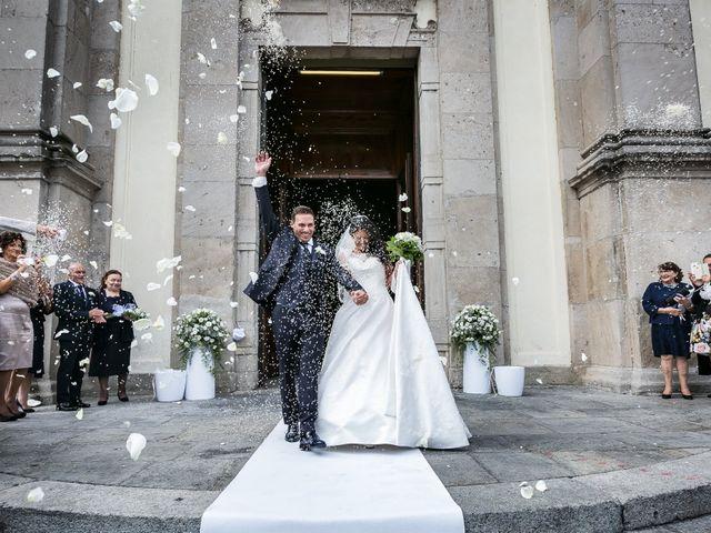 Il matrimonio di Omar e Claudia a Fara Gera d'Adda, Bergamo 45