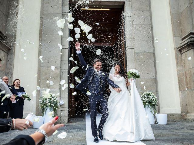 Il matrimonio di Omar e Claudia a Fara Gera d'Adda, Bergamo 46
