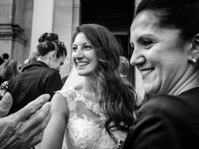 Il matrimonio di Omar e Claudia a Fara Gera d'Adda, Bergamo 48