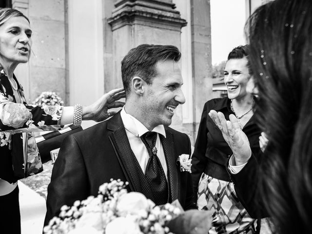 Il matrimonio di Omar e Claudia a Fara Gera d'Adda, Bergamo 53