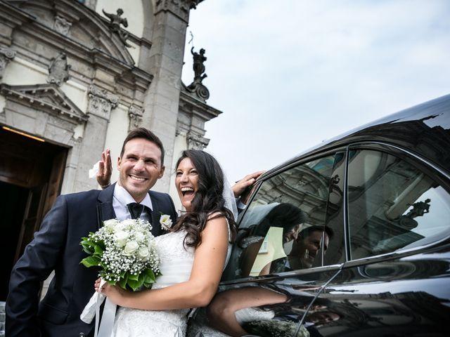 Il matrimonio di Omar e Claudia a Fara Gera d'Adda, Bergamo 54