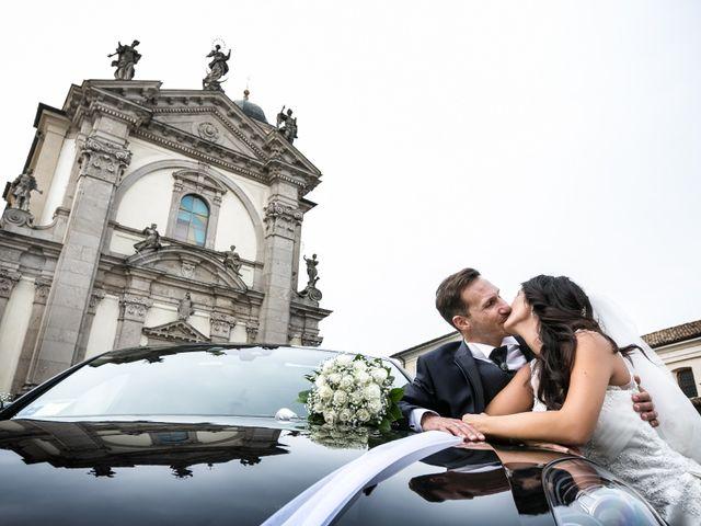 Il matrimonio di Omar e Claudia a Fara Gera d'Adda, Bergamo 55