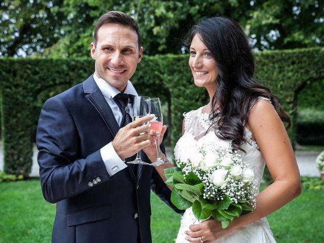 Il matrimonio di Omar e Claudia a Fara Gera d'Adda, Bergamo 57