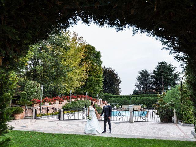 Il matrimonio di Omar e Claudia a Fara Gera d'Adda, Bergamo 58