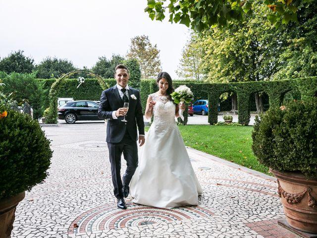 Il matrimonio di Omar e Claudia a Fara Gera d'Adda, Bergamo 60