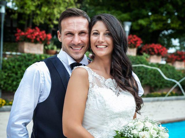 Il matrimonio di Omar e Claudia a Fara Gera d'Adda, Bergamo 63