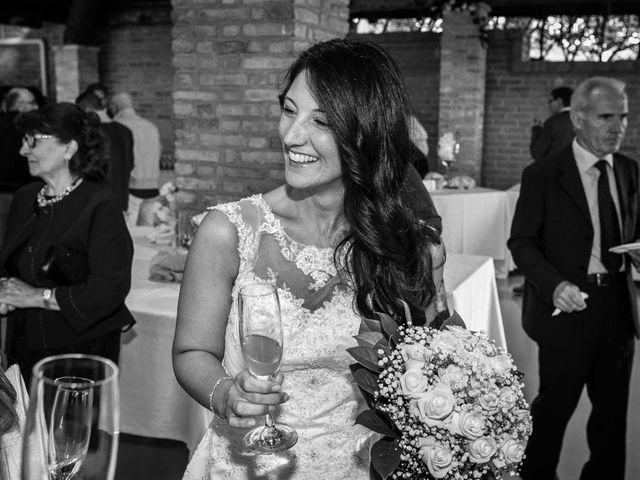 Il matrimonio di Omar e Claudia a Fara Gera d'Adda, Bergamo 65