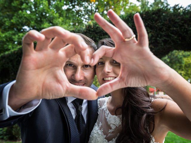 Il matrimonio di Omar e Claudia a Fara Gera d'Adda, Bergamo 66