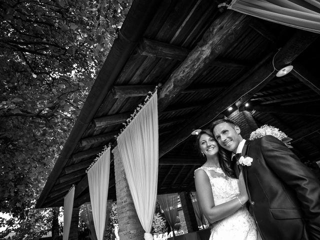 Il matrimonio di Omar e Claudia a Fara Gera d'Adda, Bergamo 70