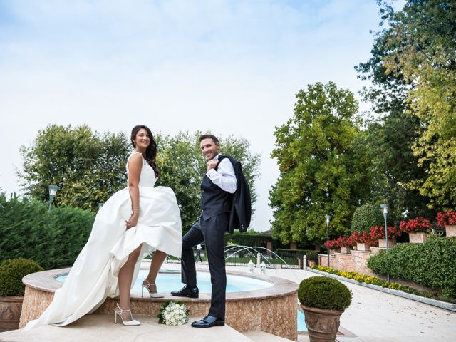 Il matrimonio di Omar e Claudia a Fara Gera d'Adda, Bergamo 71