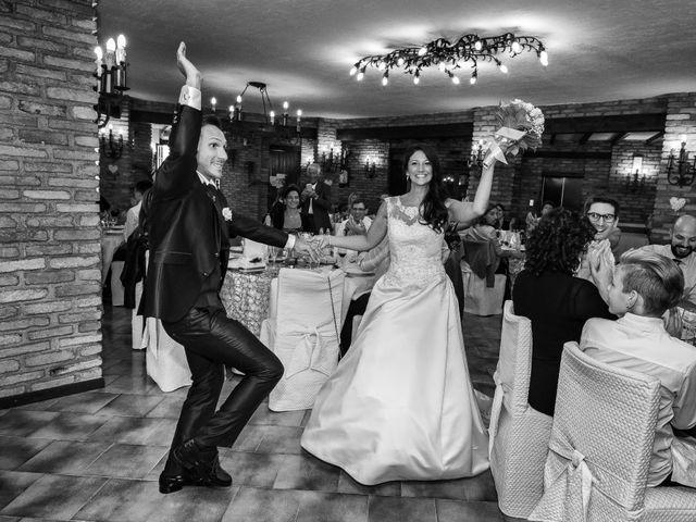 Il matrimonio di Omar e Claudia a Fara Gera d'Adda, Bergamo 72