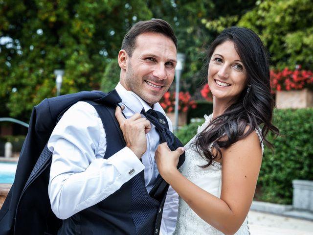 Il matrimonio di Omar e Claudia a Fara Gera d'Adda, Bergamo 74