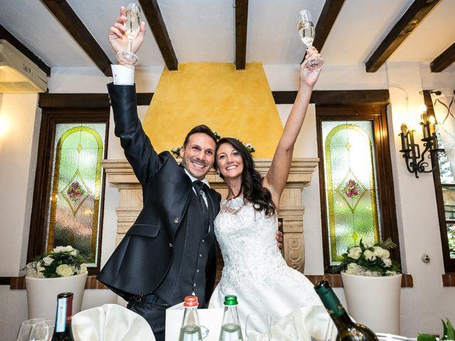 Il matrimonio di Omar e Claudia a Fara Gera d'Adda, Bergamo 75