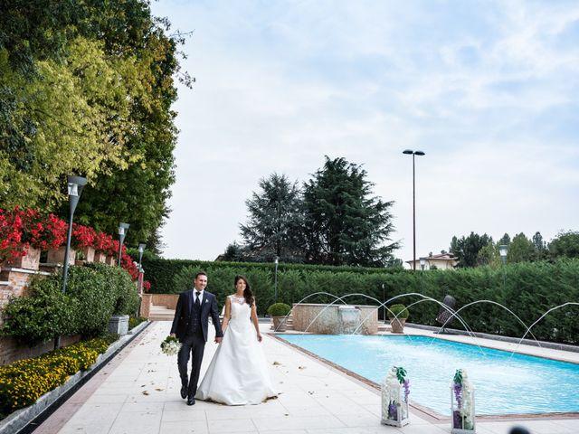 Il matrimonio di Omar e Claudia a Fara Gera d'Adda, Bergamo 77