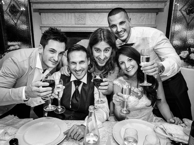 Il matrimonio di Omar e Claudia a Fara Gera d'Adda, Bergamo 79