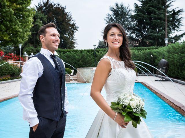 Il matrimonio di Omar e Claudia a Fara Gera d'Adda, Bergamo 80