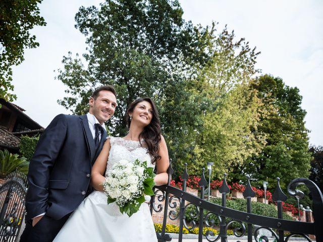 Il matrimonio di Omar e Claudia a Fara Gera d'Adda, Bergamo 81