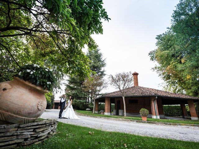 Il matrimonio di Omar e Claudia a Fara Gera d'Adda, Bergamo 85