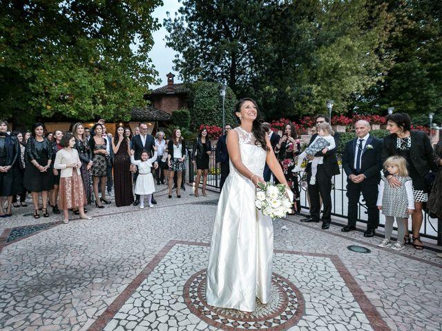 Il matrimonio di Omar e Claudia a Fara Gera d'Adda, Bergamo 91