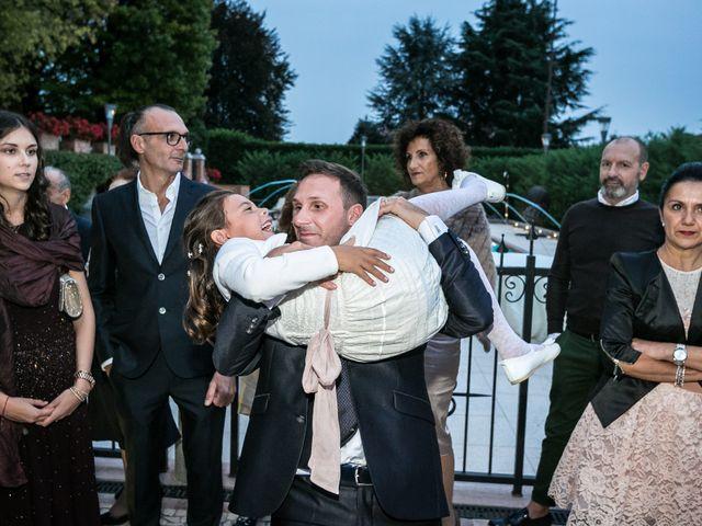 Il matrimonio di Omar e Claudia a Fara Gera d'Adda, Bergamo 92