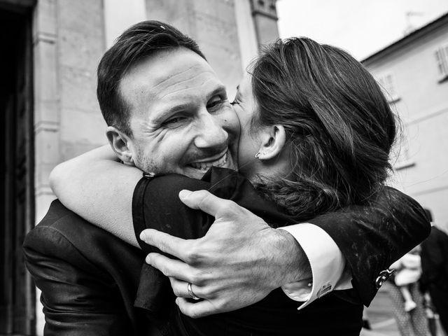 Il matrimonio di Omar e Claudia a Fara Gera d'Adda, Bergamo 101