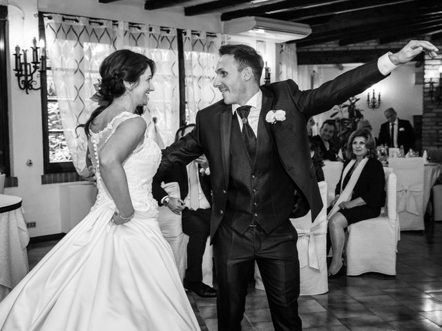 Il matrimonio di Omar e Claudia a Fara Gera d'Adda, Bergamo 102