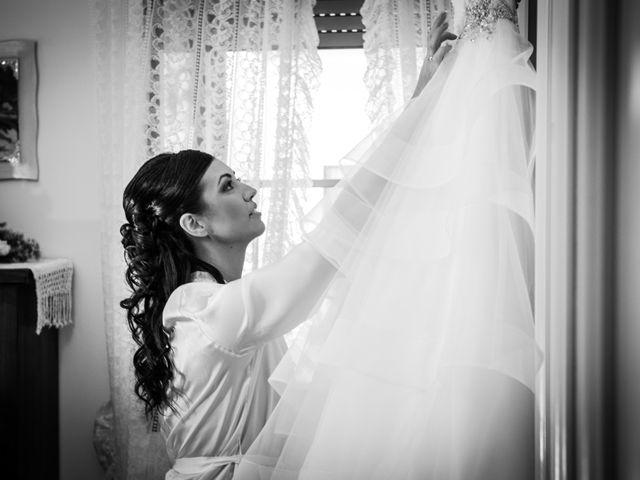 Il matrimonio di Daniele e Valentina a Capodimonte, Viterbo 3