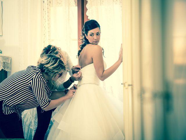 Il matrimonio di Daniele e Valentina a Capodimonte, Viterbo 5