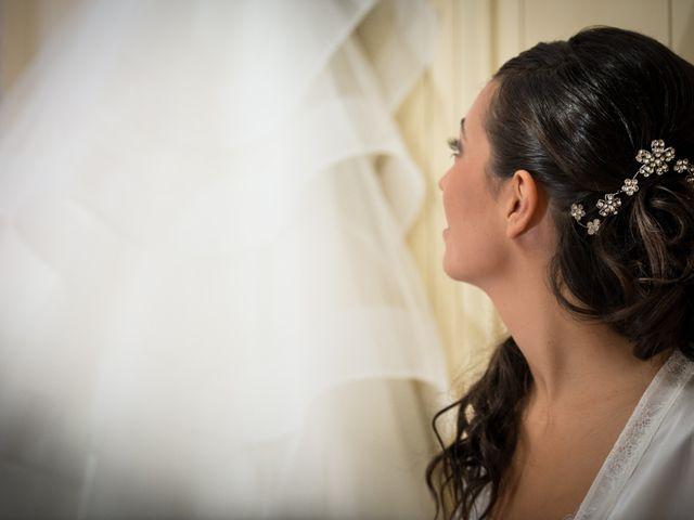 Il matrimonio di Daniele e Valentina a Capodimonte, Viterbo 10