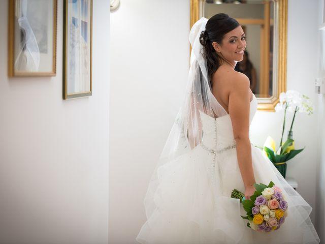 Il matrimonio di Daniele e Valentina a Capodimonte, Viterbo 11