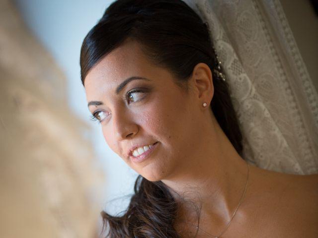 Il matrimonio di Daniele e Valentina a Capodimonte, Viterbo 13