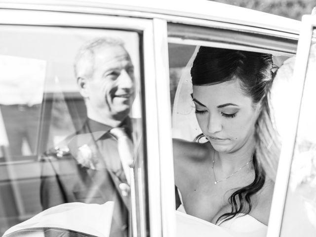 Il matrimonio di Daniele e Valentina a Capodimonte, Viterbo 15