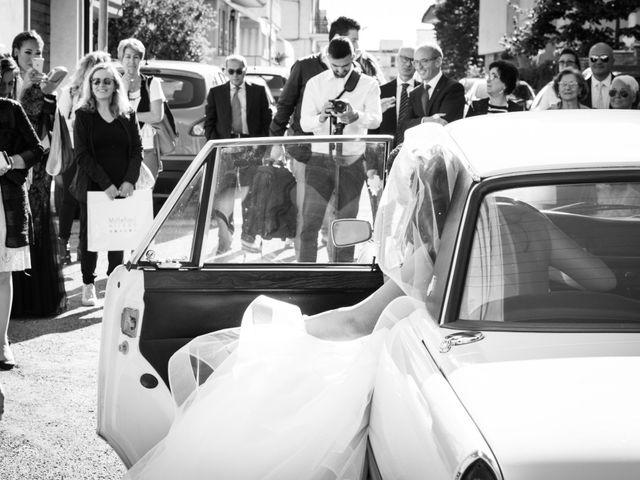 Il matrimonio di Daniele e Valentina a Capodimonte, Viterbo 16