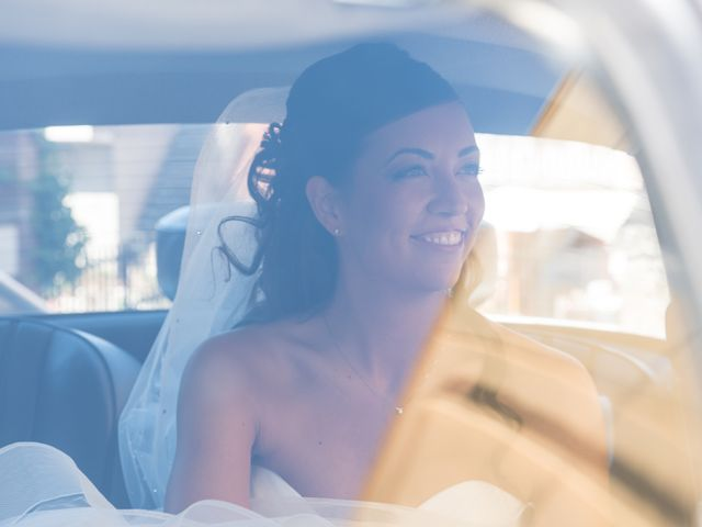 Il matrimonio di Daniele e Valentina a Capodimonte, Viterbo 17