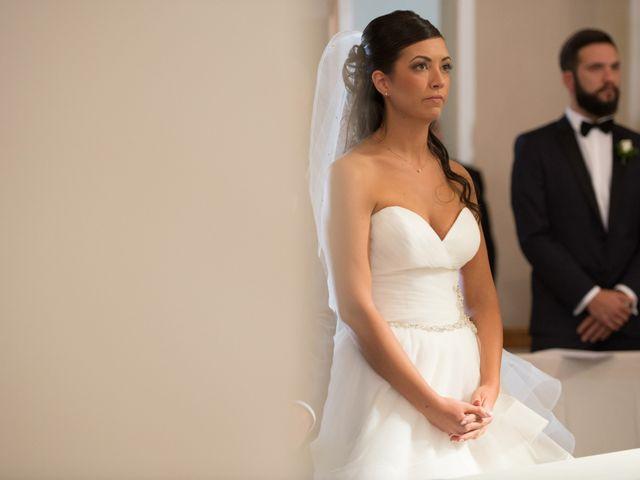 Il matrimonio di Daniele e Valentina a Capodimonte, Viterbo 20