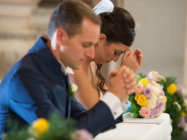 Il matrimonio di Daniele e Valentina a Capodimonte, Viterbo 21