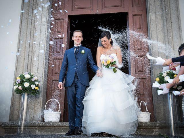Il matrimonio di Daniele e Valentina a Capodimonte, Viterbo 22