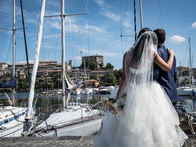 Il matrimonio di Daniele e Valentina a Capodimonte, Viterbo 24