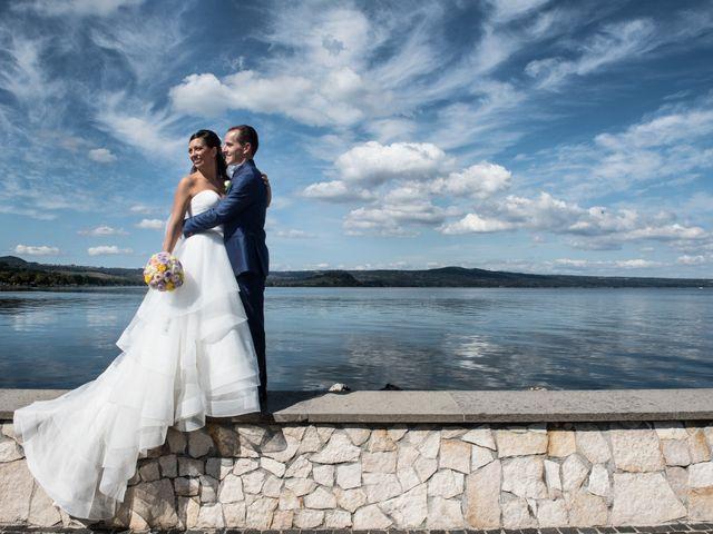 Il matrimonio di Daniele e Valentina a Capodimonte, Viterbo 25